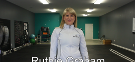 Fitness Minute 4 with Ruthie Graham