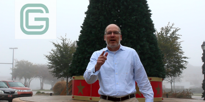 Minute with the Mayor: Christmas