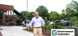 Mayor: Topiaries and Flag Day