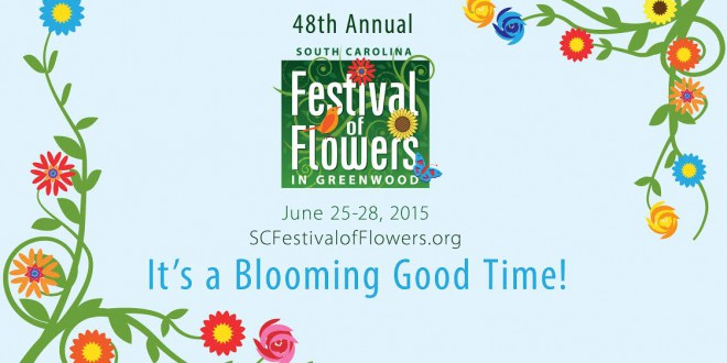 Festival of Flowers is Here!!!!